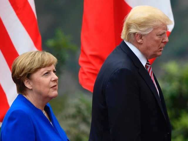 Thanks to Trump, Germany Has a Free Pass to Keep Wrecking Europe's Economy