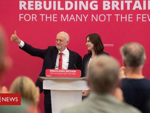Brexit: Corbyn will 'follow what Labour says' in a referendum