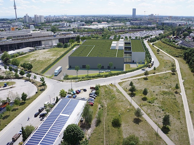 BMW Announces 200 Million Euro Investment in Battery Center