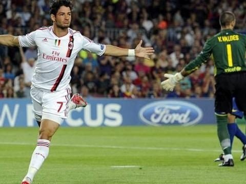 On This Day in Football: Pato stuns Camp Nou, Arsenal field World XI