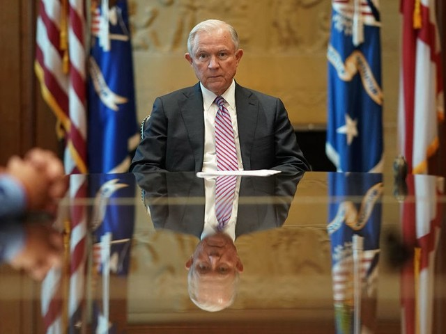 Trump stretches attacks on Sessions to ever more ridiculous levels