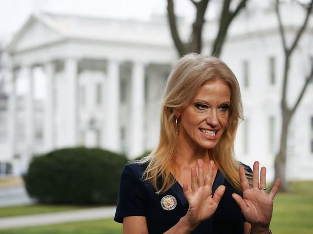 Conway tries to clean up Trump's lies about calls to Gold Star families with more lies