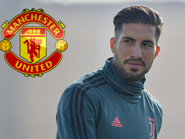 Juventus braced for £30m Emre Can transfer offer from Man Utd and Tottenham but face competition from AC Milan