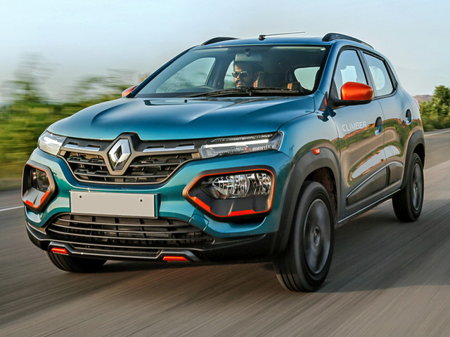 Review: Renault Kwid facelift review, test drive