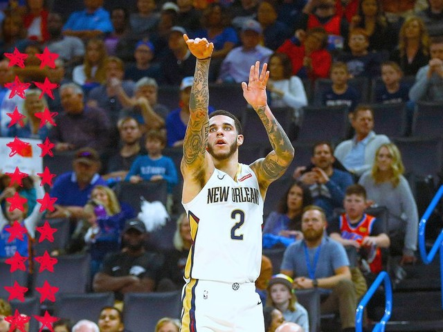 Lonzo Ball's jump shot is better now. What changed?