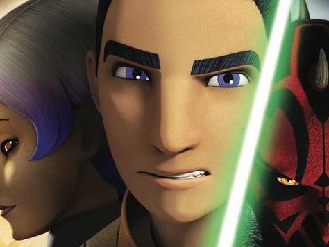 Star Wars Rebels Season 3 Blu-ray Release Date Revealed