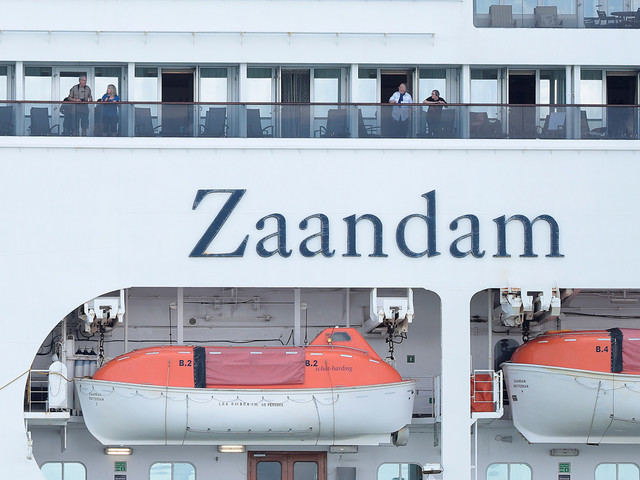 Four passengers dead as COVID-19 spreads through cruise ship stranded at sea