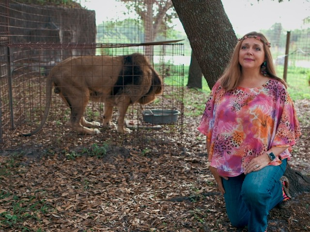 Carole Baskin Slams 'Tiger King 2' Directors: 'I Wouldn't Call Them True Documentarians' (EXCLUSIVE)