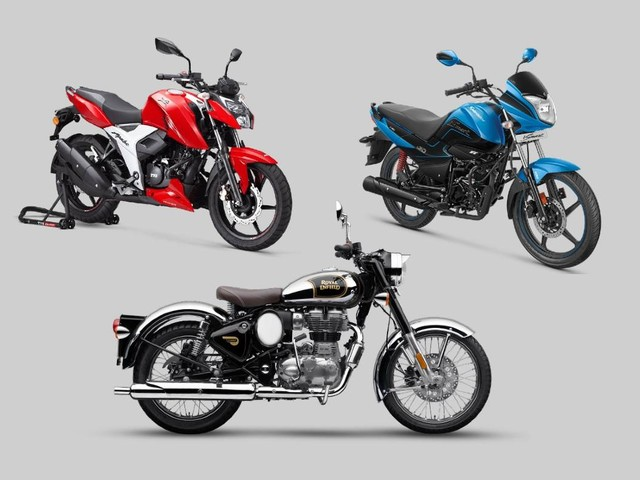 Two-wheeler sales still not up to the mark