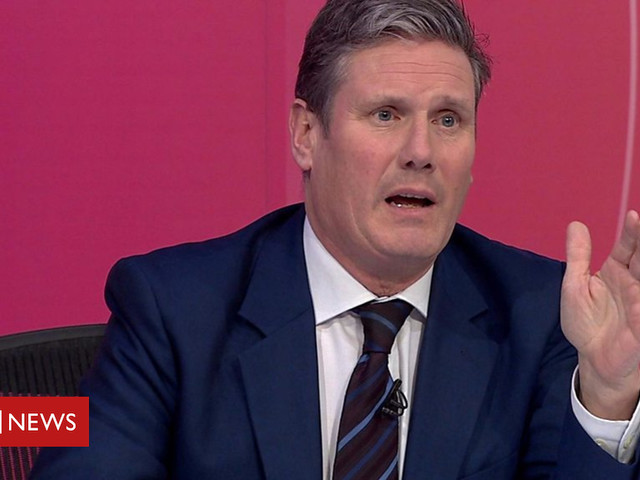 Sir Keir Starmer: 'All of us' should condemn Russia