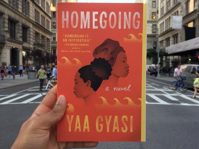 'Homegoing' is a powerful dive into history and the impact of slavery, told through one family's story