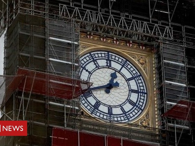 Brexit: Big Ben fundraiser given £50,000