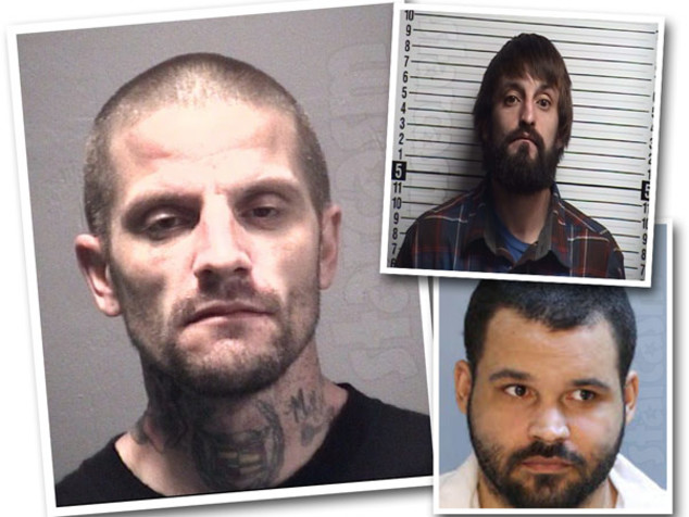 Jenelle's ex-husband Courtland Rogers arrested again, facing larceny & drug charges; her exes Josh Miller & Kieffer Delp also behind bars
