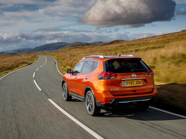 Nissan X-Trail 1.6 DIG-T 2017 UK review