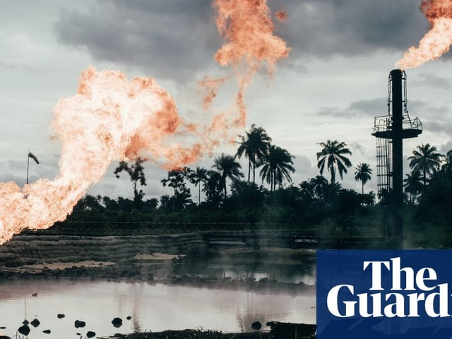 Wahala: trouble in the Niger delta – photo essay