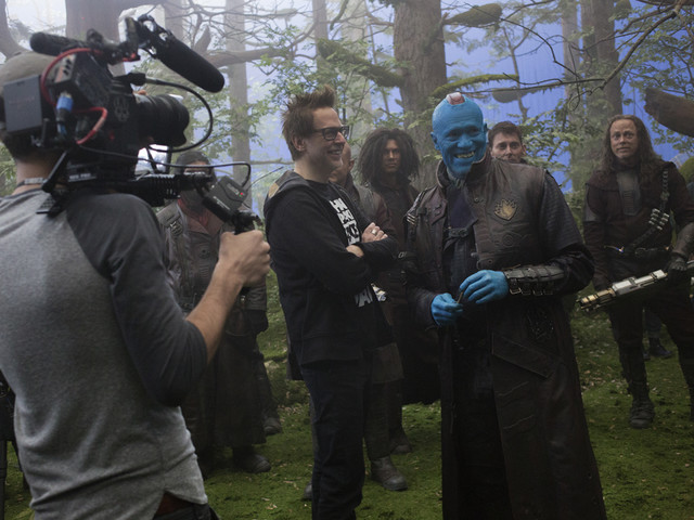 James Gunn Reveals His 'Guardians of the Galaxy Vol. 2' Script and Its Changes