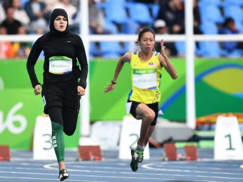 Woman named to head sports federation in Saudi first
