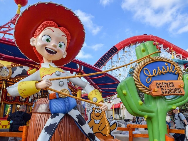 Every single Disney attraction that opened in the 2010s