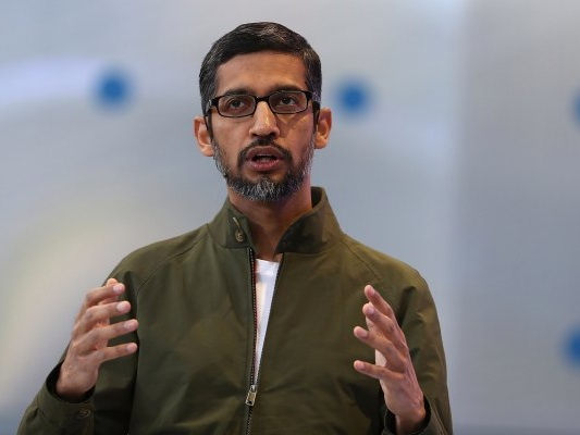 Watch Google CEO Sundar Pichai testify in Congress — on bias, China and more