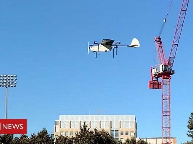 Hovering, gliding drone takes-off and other tech news