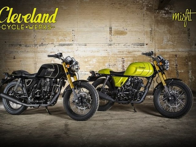 Cleveland Cyclewerks Motorcycles India Launch In September