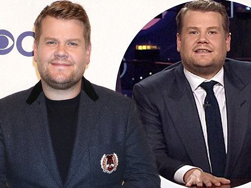 James Corden 'set to sign a £15million deal to stay on as The Late Late Show host'