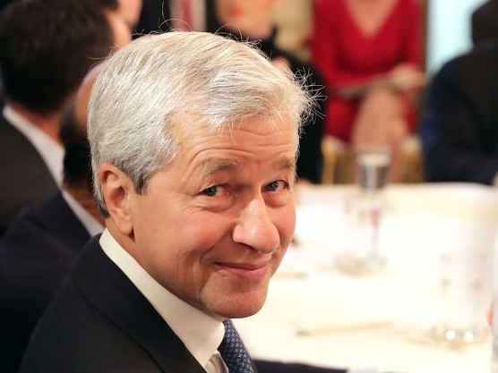Jamie Dimon needs to stop gaslighting America