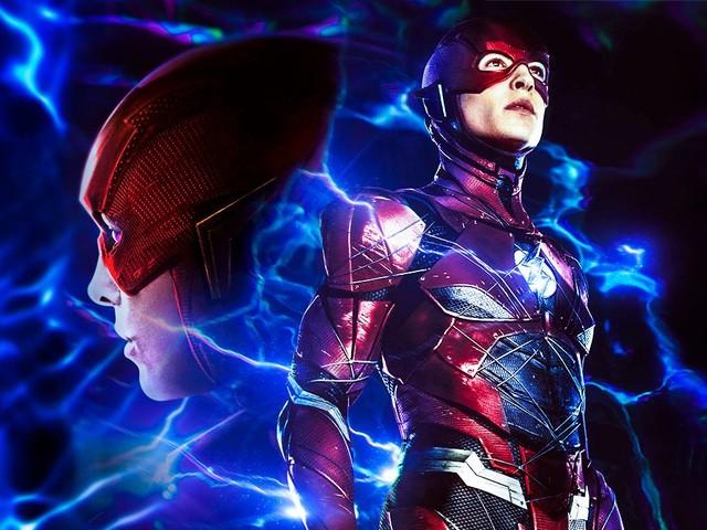 The Flash Movie Set Images Reveal Supergirl's Full Costume