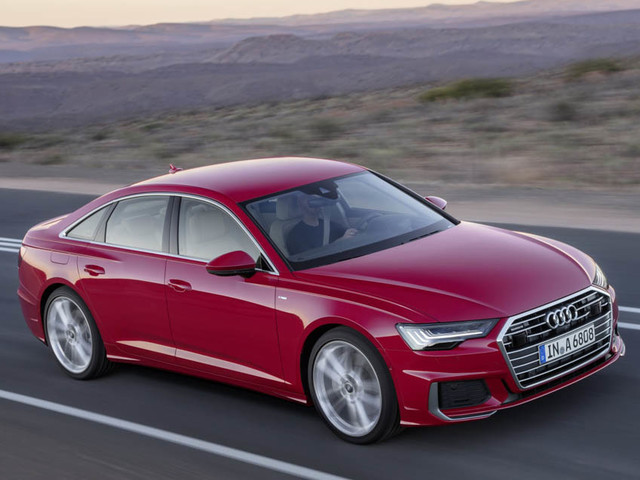 India-bound new Audi A6 revealed