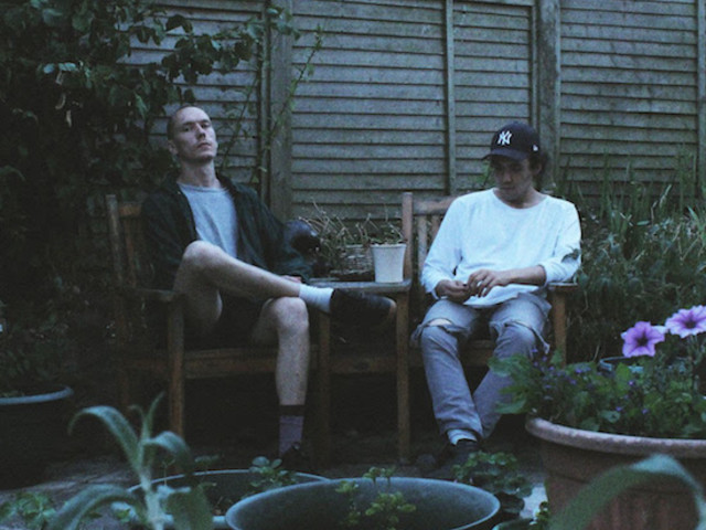 Giant Swan Announce New EP, 'Do Not Be Afraid Of Tenderness'