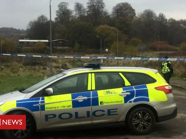 Man detained over the death of Darren Sinclair in Drumchapel
