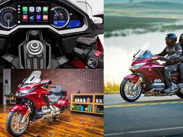 All New 2018 Honda Gold Wing India Booking Open