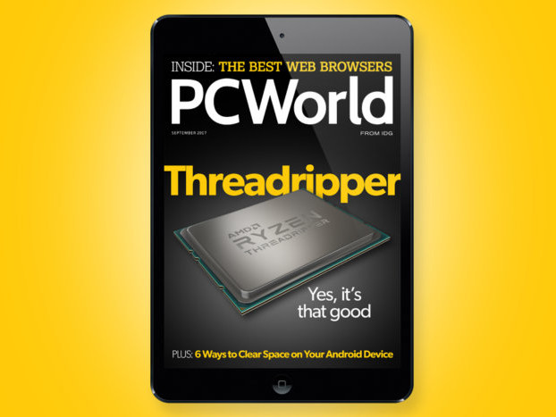 PCWorld's September Digital Magazine: Threadripper