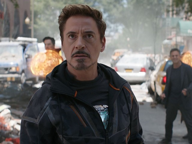 Robert Downey Jr. Says 'The Best is Yet to Come' in Avengers 4 Set Photo
