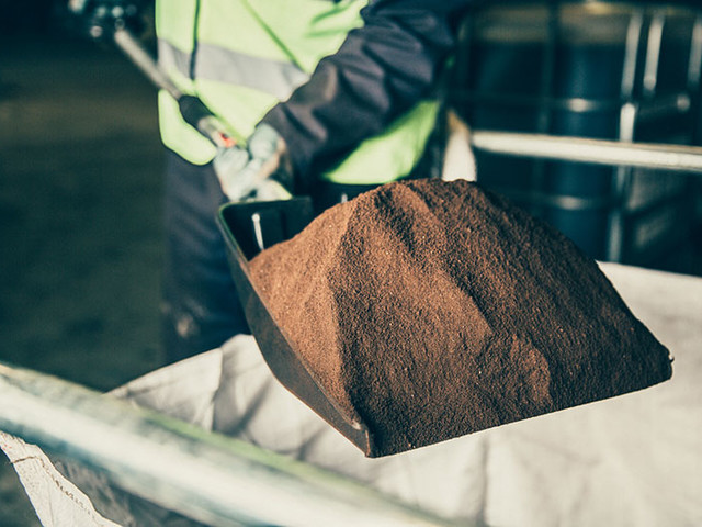 This Start-Up Is Turning Your Leftover Coffee Grounds Into Clean Fuel