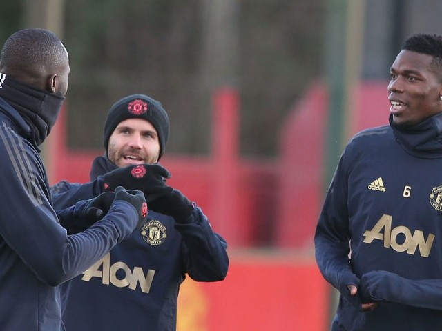 Juan Mata reveals how he can help Paul Pogba at Man Utd after being dropped