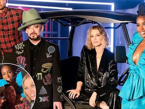 The Voice Australia: Why the coaches wear the same clothes in every episode revealed