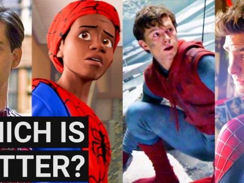 Which movie version of Spider-Man is the best?
