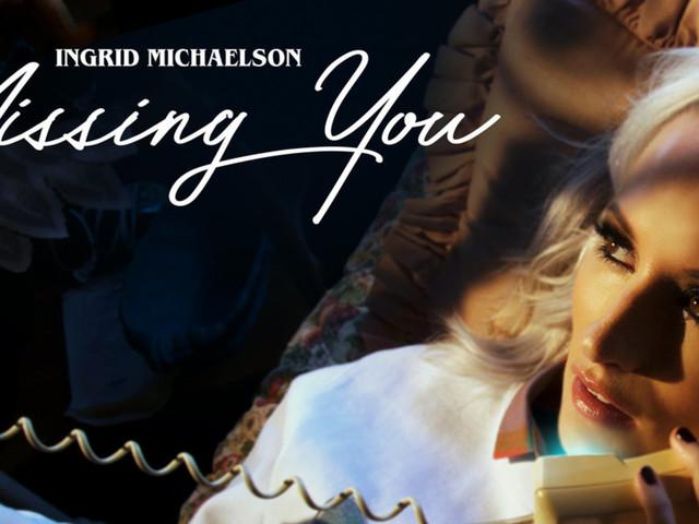 """Hear Ingrid Michaelson's New Stranger-Things Inspired Single, """"Missing You"""""""