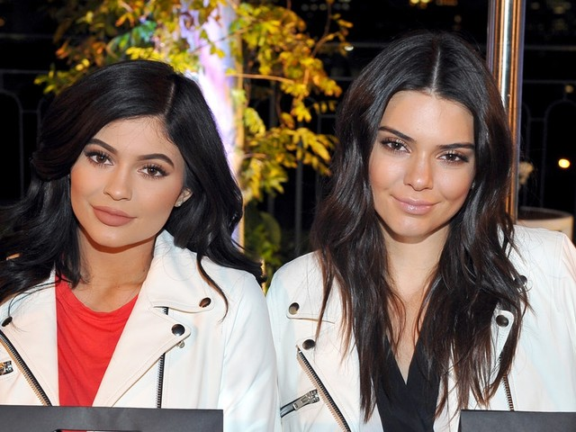 Kendall Jenner's Response To Kylie's Sports Bra Photo Of Them Was So Sassy