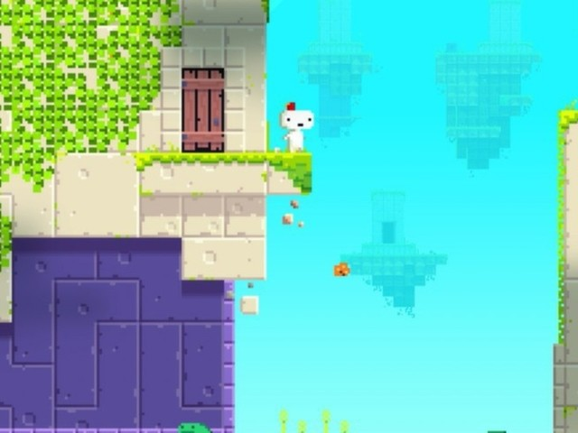Fez: Pocket Edition is out now on mobile