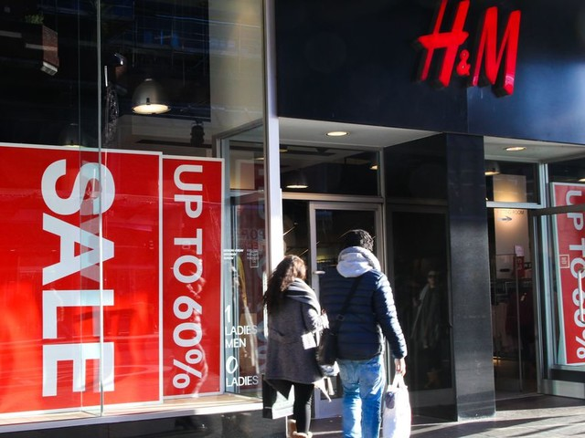 Instead of coal, this power plant burns H&M clothing