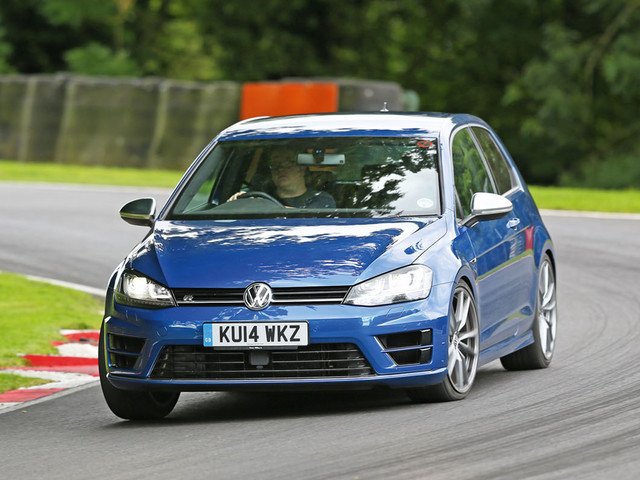 Nearly new buying guide: Volkswagen Golf R