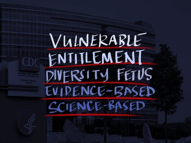 There Is No Ban on Words at the CDC