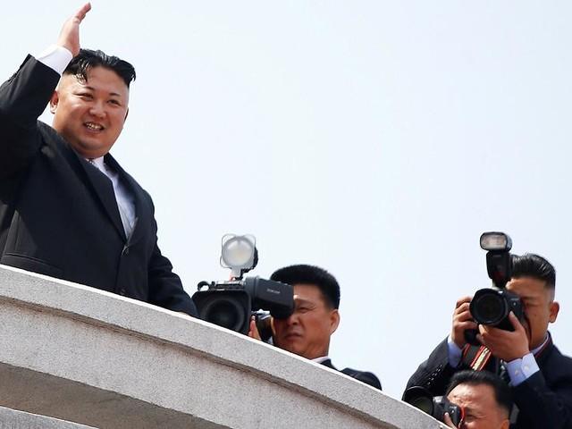 USA: Pence calls North Korea failed missile test a 'provocation' on visit to Seoul