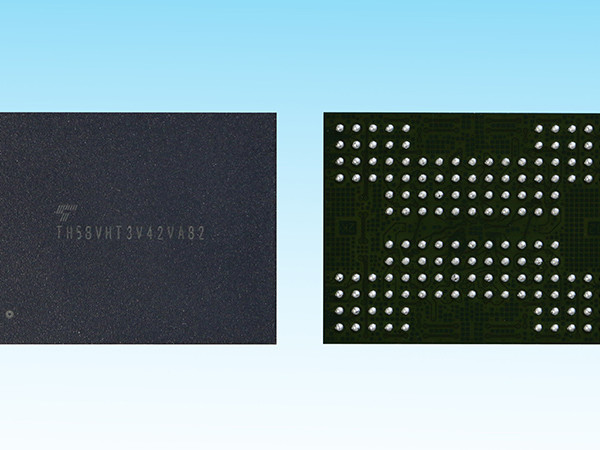 Toshiba Weds 3D NAND and TSV: Up to 1 TB 3D TLC Chips with 1066 MT/s I/O Incoming