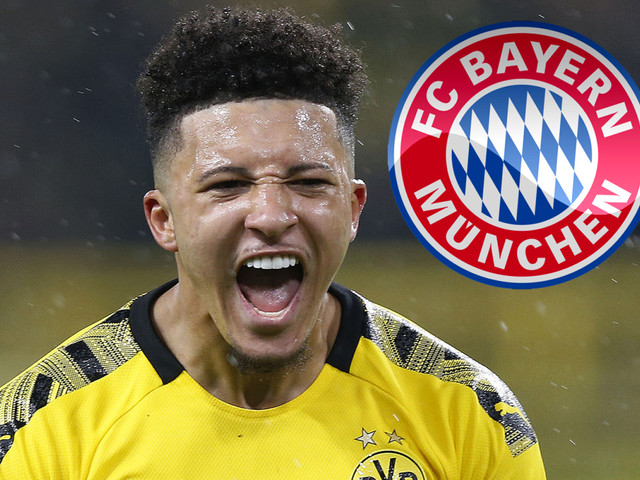Bayern Munich join Chelsea and Man Utd in £100m transfer battle for Jadon Sancho from Borussia Dortmund