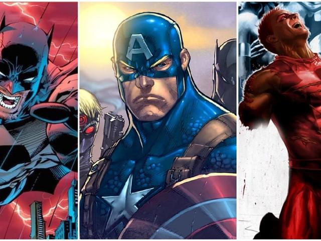15 Comic Runs That Ruined Amazing Characters