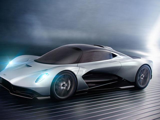 Aston Martin's new mid-engined hypercar named Valhalla
