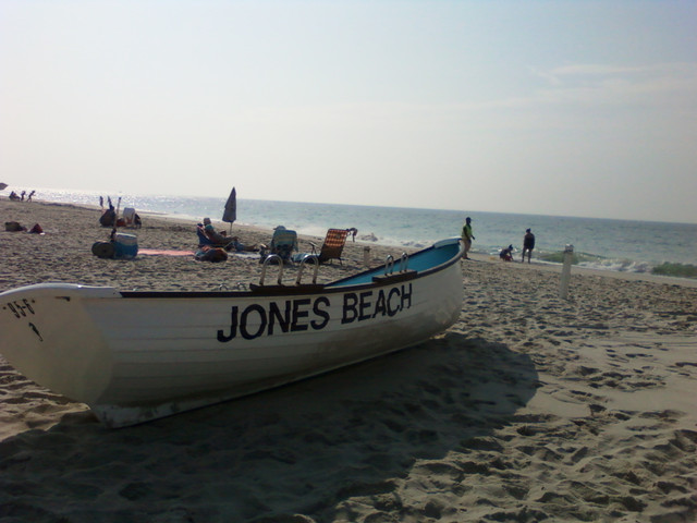 Jones Beach Reopens And Lifeguards Are Back On Duty